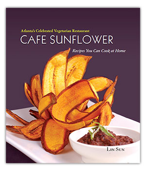 Cafe Sunflower Vegetarian Cookbook